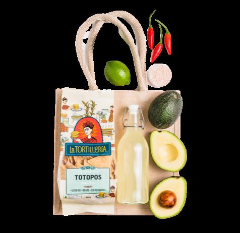 Guacamolé & Margarita pack